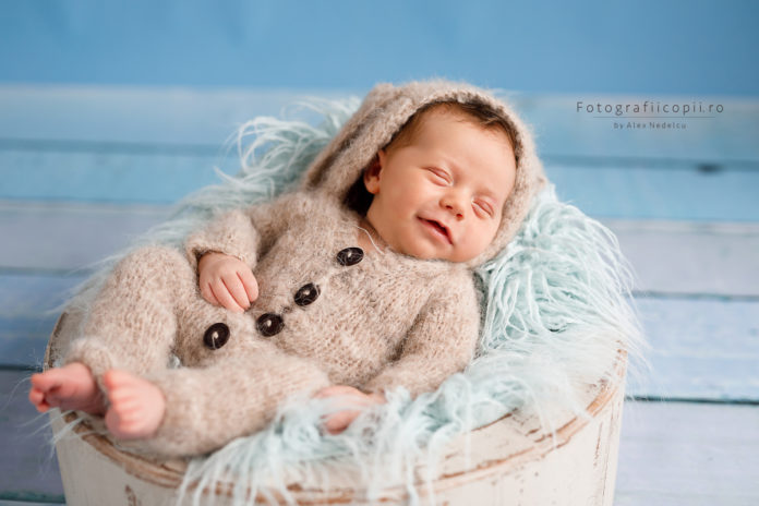 sedinta foto nou-nascuti
