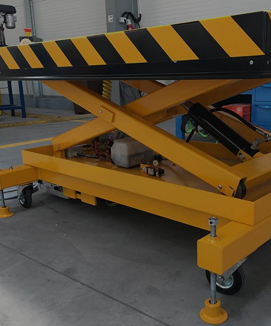 lifturi hidraulice skbs
