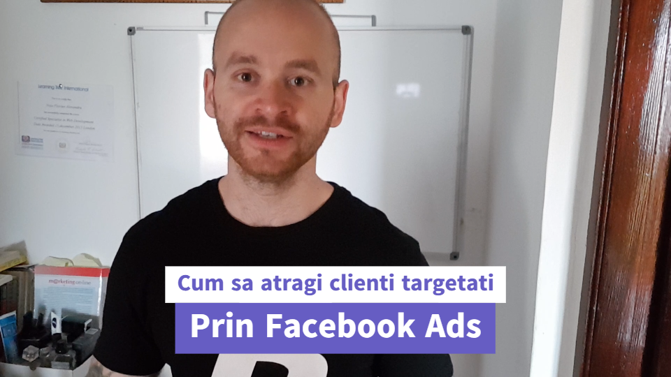 targetare facebook ads 2020