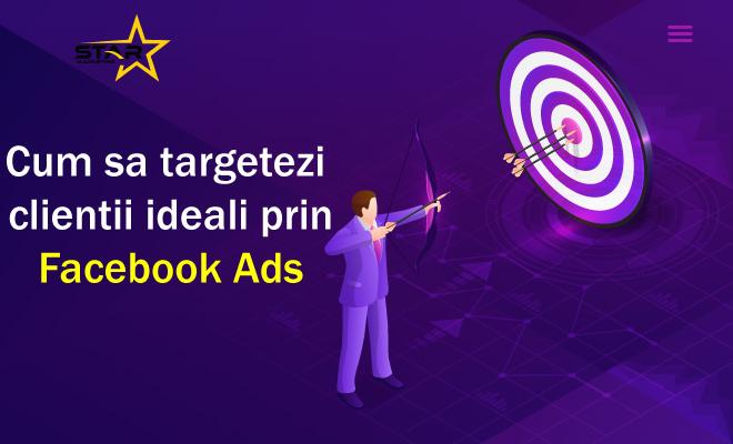 Ghid Facebook Ads Romania-Optiuni Targetare
