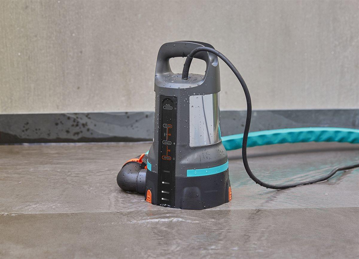 pompa submersibila apa murdara