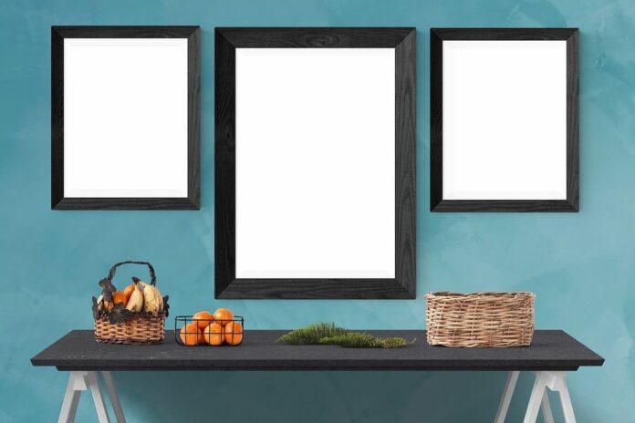 4 moduri interesante prin care poți introduce arta în decorarea interioară a locuinței tale